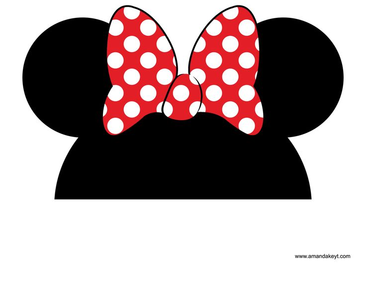 Transformative image intended for free printable mickey mouse photo booth props