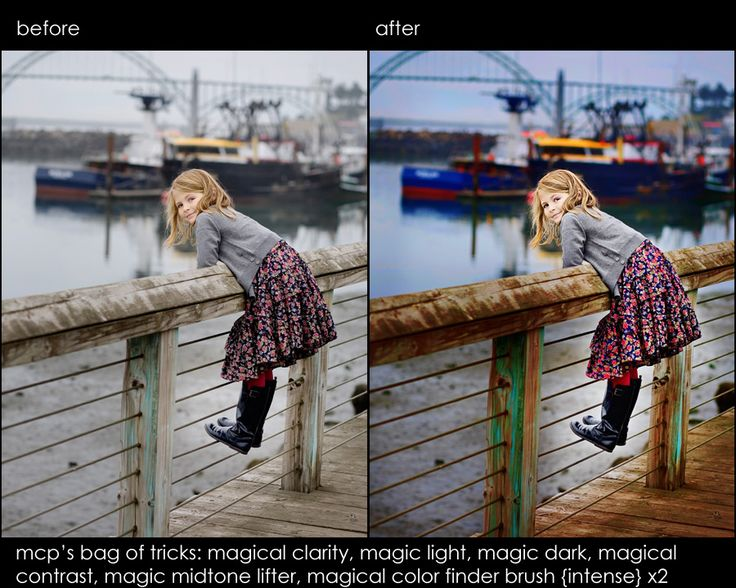 New Photoshop Elements Actions For Retouching – Fix Skin, Sky Color, Exposure And More