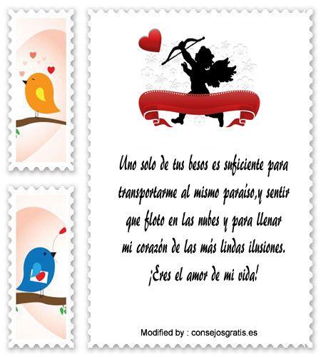 enviar mensajes de amor para mi novia con imàgenes,palabras y tarjetas de amor para mi novia: http://www.consejosgratis.es/bellos-mensajes-de-amor-para-mi-enamorado/