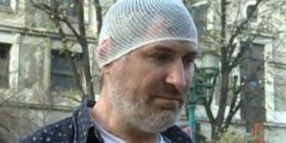 """Mărturia lui Willy Schuster, protestatarul bătut de jandarmi în București: """"Jandarmii au fost foarte agresivi"""""""
