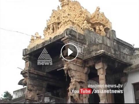 padmanabhaswamy temple gold latest news - photo #23