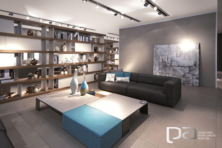 Que el diseño de tus espacios sea impecable con los porcelanatos Inalco. Línea Magma pulido.   Disponible en Productos Arquitectónicos.