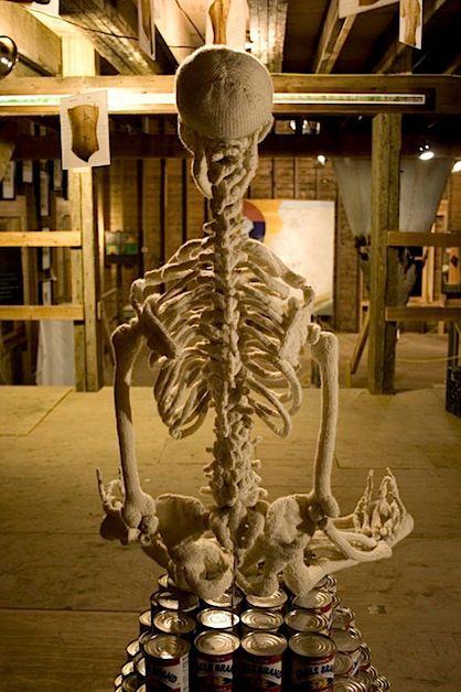 Amazing Knit Skeleton | MAKE: Craft