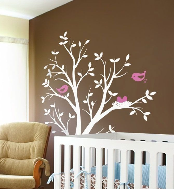 Design Dazzle: Kids Rooms: Brown Walls