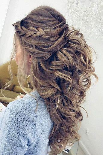 Wedding guest hairstyles for long hair pinterest fail