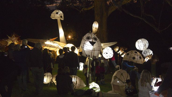 Gallery - Winter Solstice Festival in Melbourne