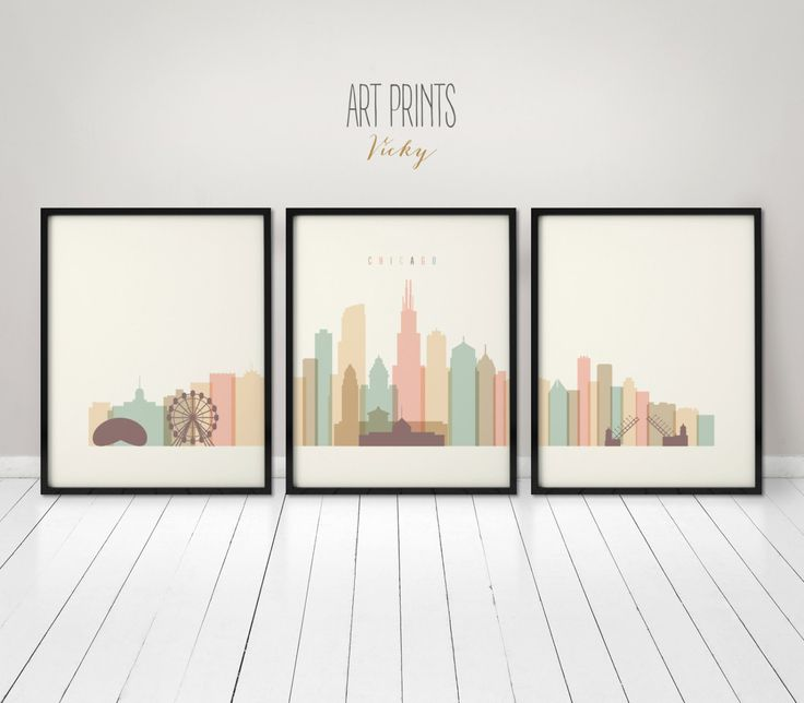 177 best CITY SKYLINES in PASTEL images on Pinterest City