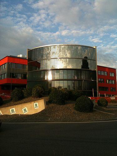 Volketswil Trade Centre, Switzerland