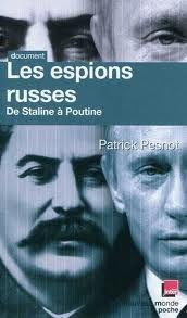 Secrets of  Russian espionage  .