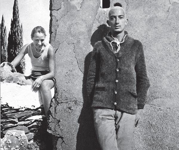 Как молоды мы были. Сальвадор Дали в Кадакесе, 1930 год, 26 лет.