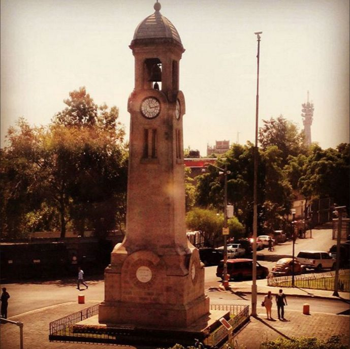 El Reloj Chino, todo un ícono de la ciudad, a unos pasos esta Bucareli 121 de Vertical Homes, en una ubicación privilegiada.
