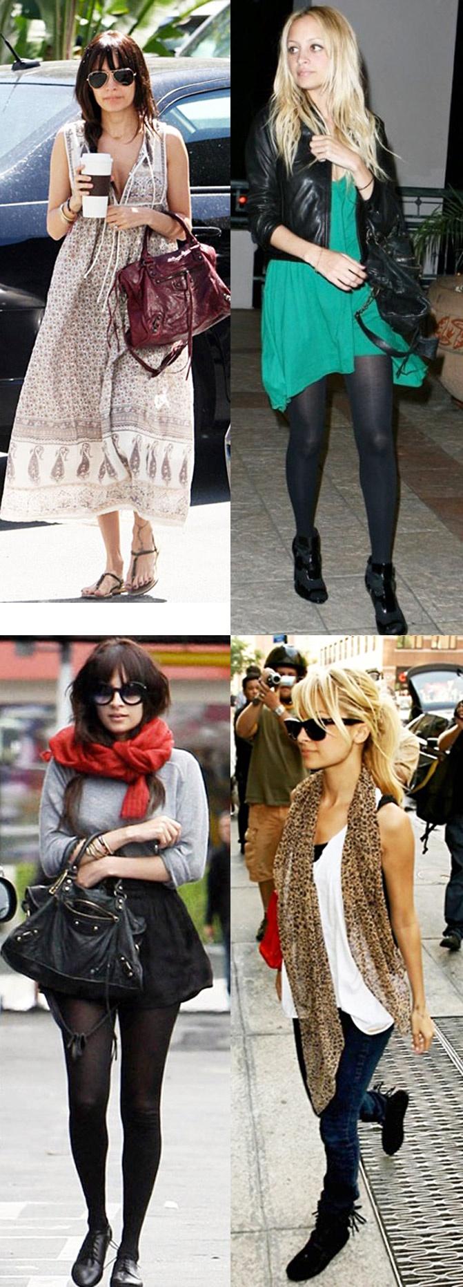 Nicole Richie Style, Fashion