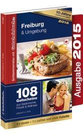 Gutscheinbuch Freiburg & Umgebung