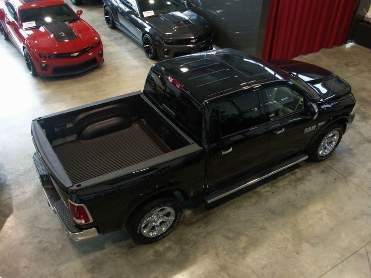 Dodge RAM 1500 HEMI 6míst Laramie LPG Prins, 2014