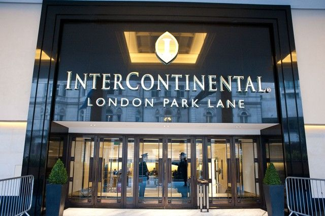 Looking forward to attending the EDA (Electrical Distributors Association) Awards at the Intercontinental London Park Lane this evening! #eda #awards #electrical #distribution #parklane #london