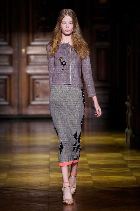 Paris Fashion Week: Sonia Rykiel. Spring/Summer 2014