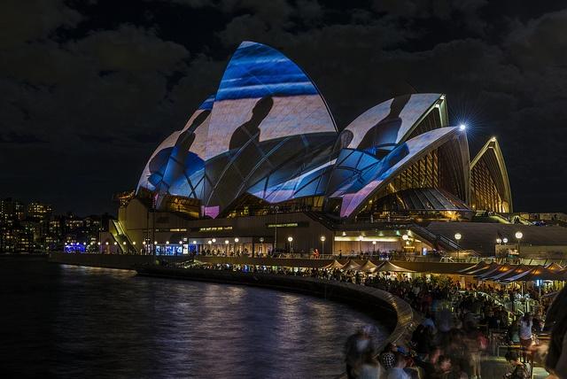 Sydney Opera House by Keith McInnes Photography, via Flickr
