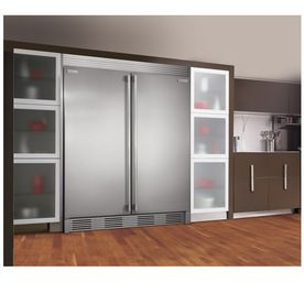 Electrolux Icon 18.58-cu ft Freezerless Refrigerator (Stainless Steel)