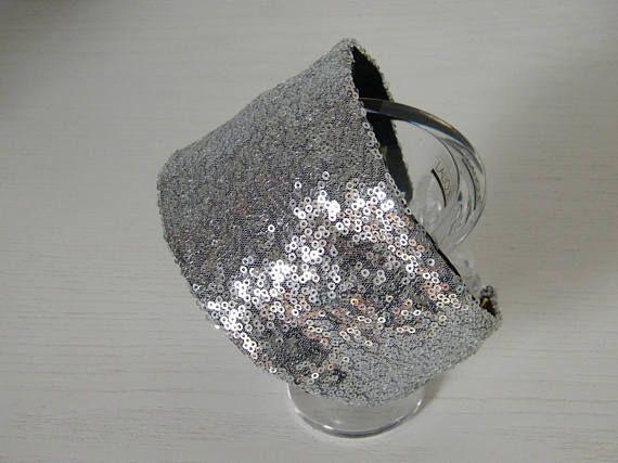 silver headband/ elegant headband for women/ hairband for