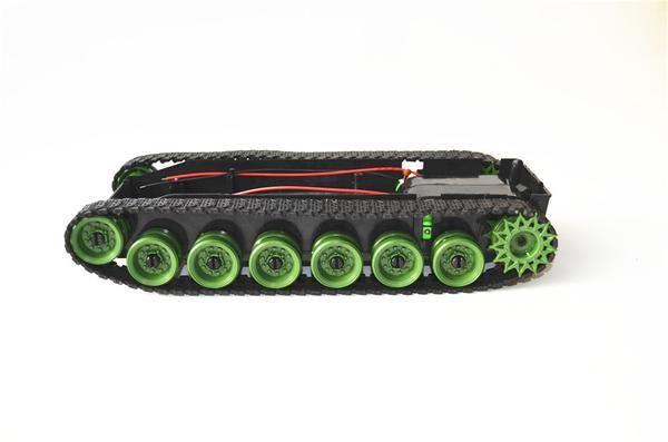 Tank Robot chassis caterpillar crawler platform DIY 3-8V arduino
