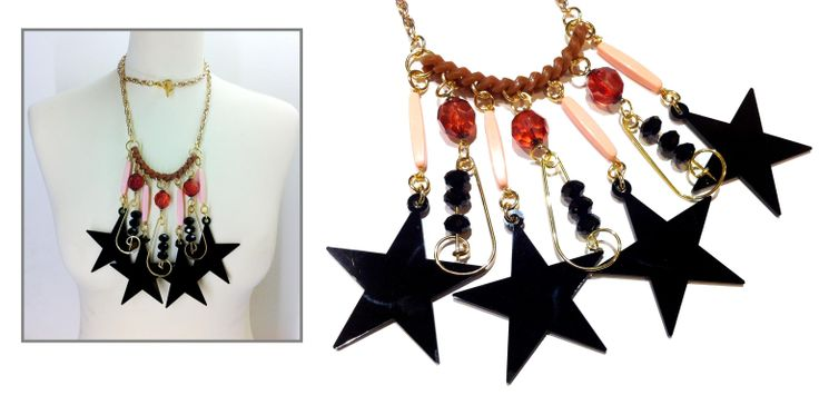 the X-mas star necklace!!