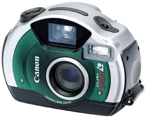 Canon Elph Sport APS Camera Kit | Good Camera Brands