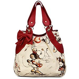 Disney Minnie Mouse Tote Bag by Isabella Fiore
