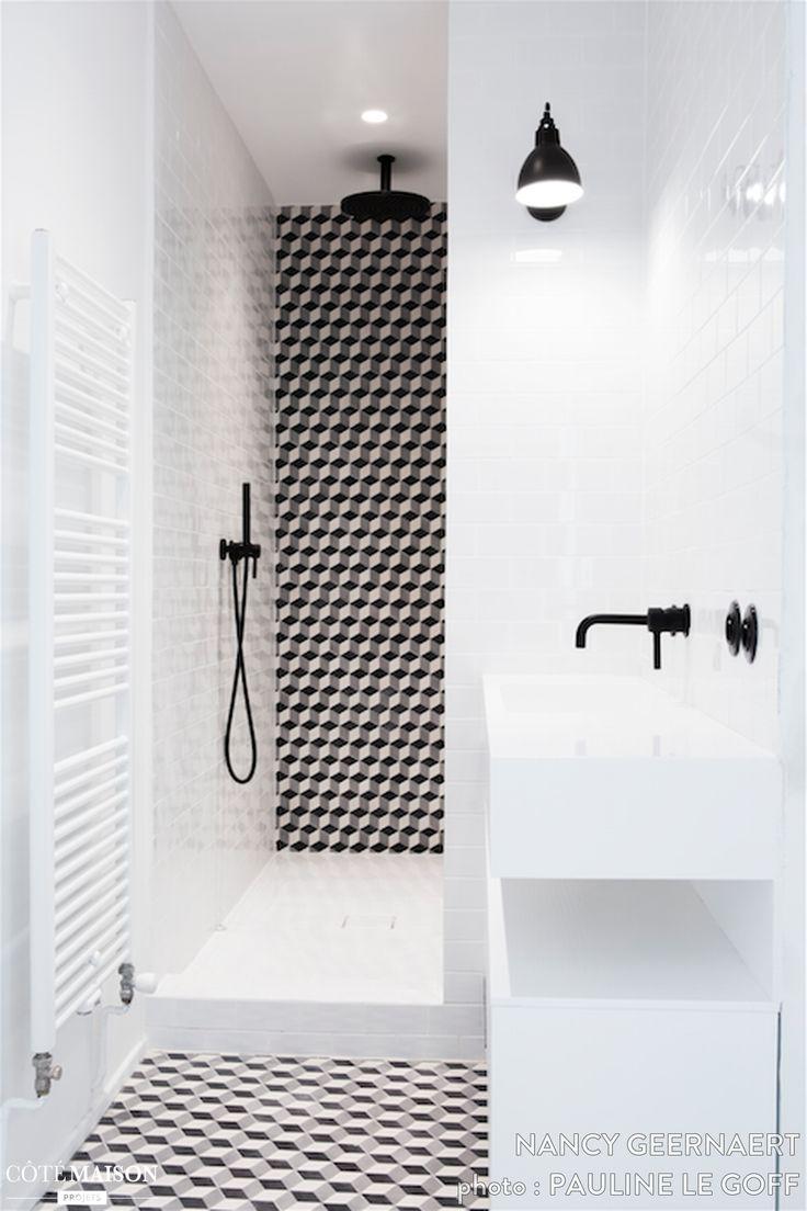 Rénovation d'un duplex dans le 16e arrondissement de Paris, Paris, Nancy Geernaert - architecte d'intérieur