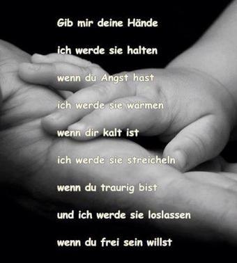 Gib mir deine Hände