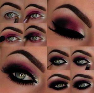 Make-up Pinsel Ebay + Make-up Spiegel Clipart Fall Make-up Organizer schwarz viele Mak …   – Colorful Eye Makeup
