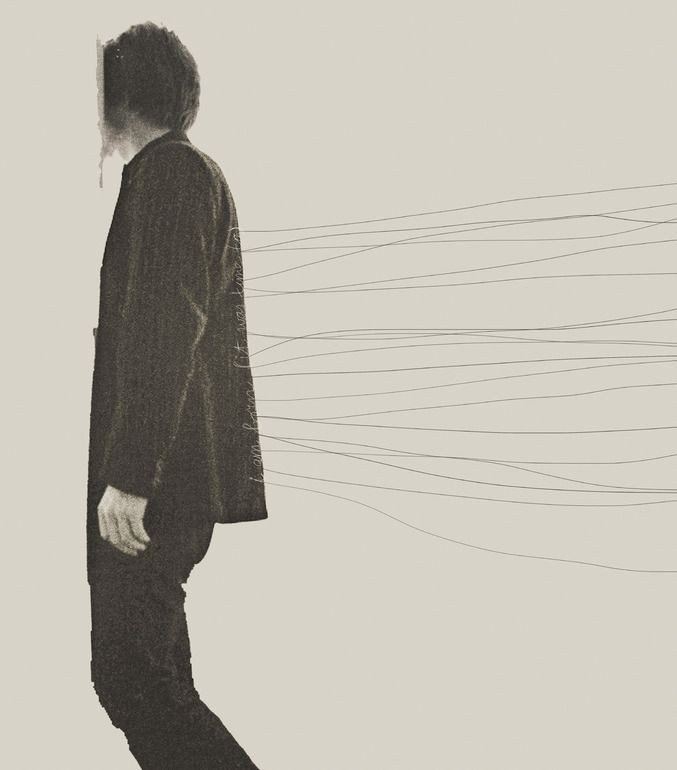 "Maureen Bachaus - ""I am born"". Photomanipulation, 2013, Digital"