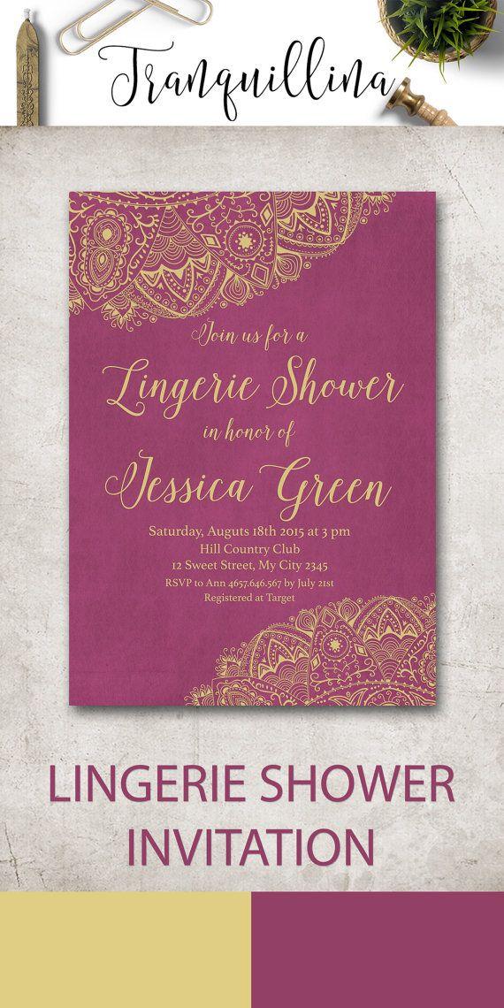 25 best ideas about lingerie invitations on pinterest bachelorette party invites lingerie for Lingerie bridal shower invitations