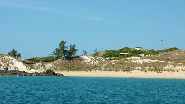 Banubanu Wilderness Retreat, on Bremer Island, blends into its surroundings. Photo: Chris Bartlett