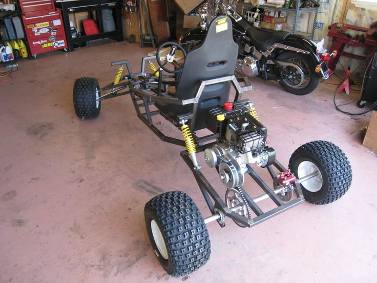 Arachnid Build in NOLA - Page 5 - DIY Go Kart Forum