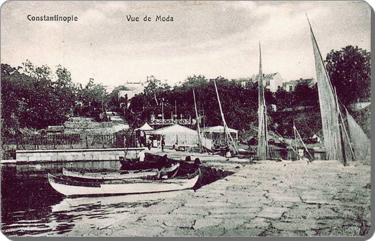 Kadıköy Moda - 1900 ler