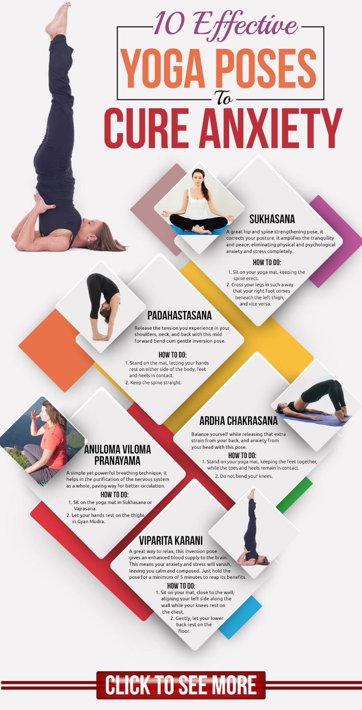 Yoga a way to relieve stressed