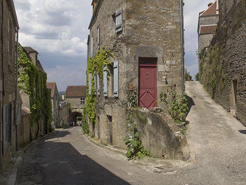 Rues de Vezelay