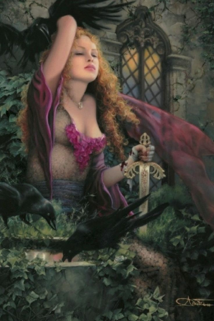 Fairy goddess girls nude-8873