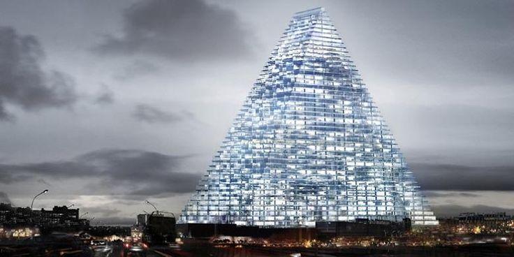 Pencakar Langit Pertama di Paris Menuai Kontroversi | 06/07/2015 | KOMPAS.com - Paris akan memiliki gedung pencakar langit baru pertama dalam hampir 40 tahun setelah pemerintah kota menyetujui rencana pembangunan desain Swiss Herzog & de Meuron. Desainnya sendiri ... http://propertidata.com/berita/pencakar-langit-pertama-di-paris-menuai-kontroversi/ #properti #proyek #desain
