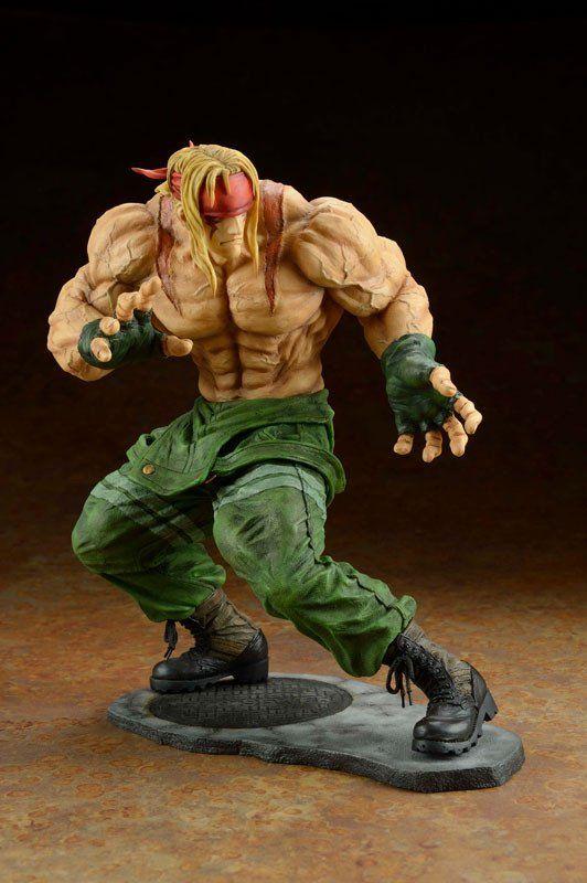 Embrace Japan - Street Fighters III: 3rd Strike - Fighters Legendary - Alex (1/8 Scale)