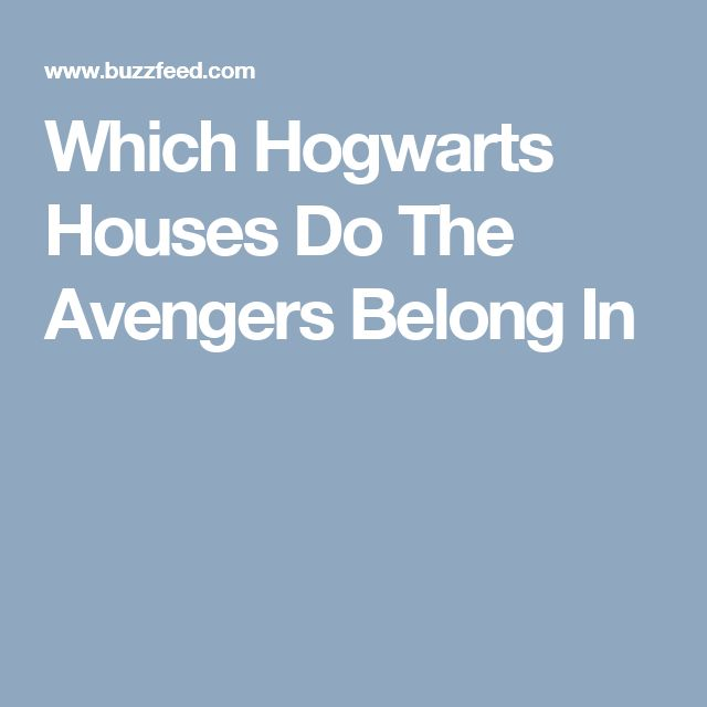 Which Hogwarts How Do You Belong To: 1000+ Ideas About Which Hogwarts House On Pinterest