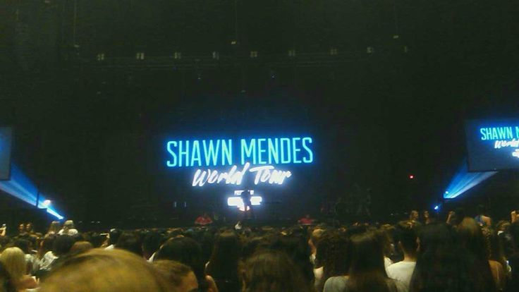 Shawn Mendes World Tour San Antonio Experience