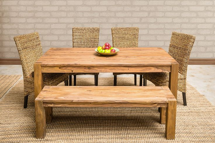 Sotto Kirana 7 Pc Dining Set