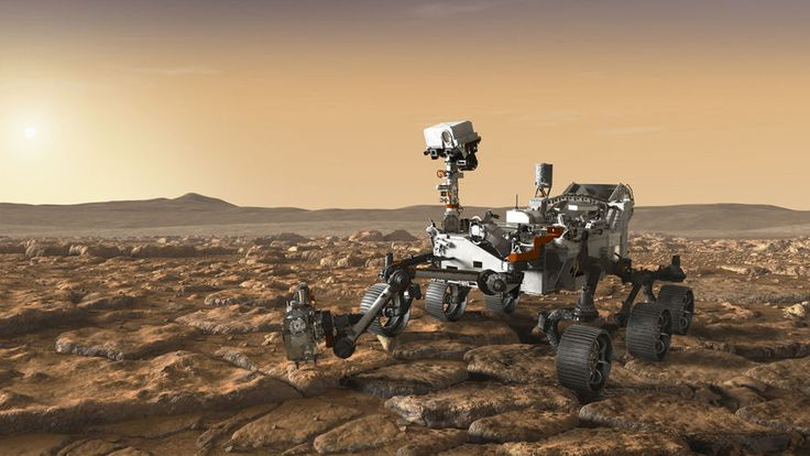 FOX NEWS: NASA is building a new rover to look for life on Mars