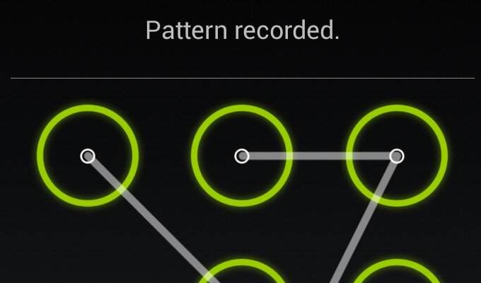 Αναμενόμενο το σχέδιο κλειδώματος στο Android σας - http://secn.ws/1KHhhCk - Κλειδώνετε το Android σας με κάποιο σχέδιο πάνω στο πληκτρολόγιο; Αναφέρουμε συχνά τους κωδικούς πρόσβασης, επισημαίνοντας την αναγκαιότητα χρήσης κωδικών μεγάλων σε μέγεθος που περιέχουν ασυνήθιστους