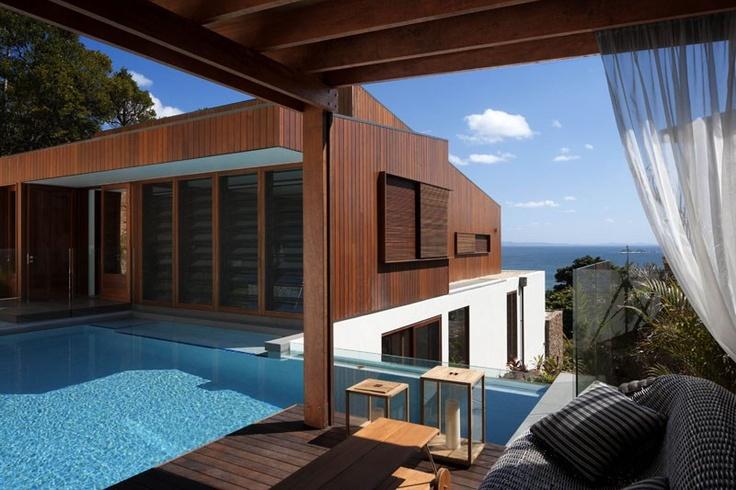 Minosa Design: Grand Designs Australia - Byron Bay (Watego's} Beach House