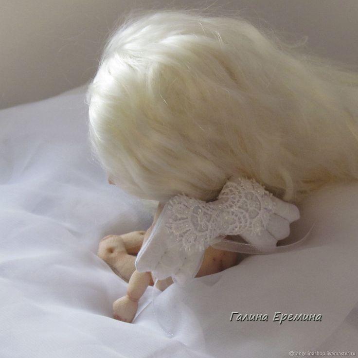 Купить Текстильный ангел - Новый Год, ангел, рождество, кукла, подарок девушке, ручная работа