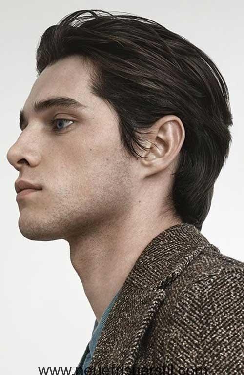 Medium Hairstyles For Men 4 Undercut Slick Back Mens Medium