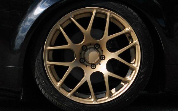 Best Paint For Raw Aluminum Wheels