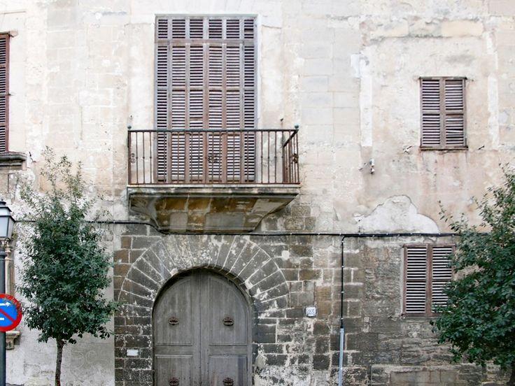 Balkon in Palma de Mallorca • Urlaub